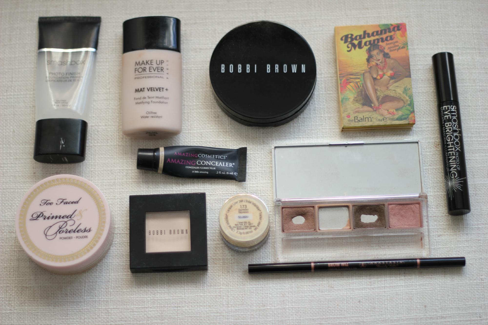 Makeup forever matte primer