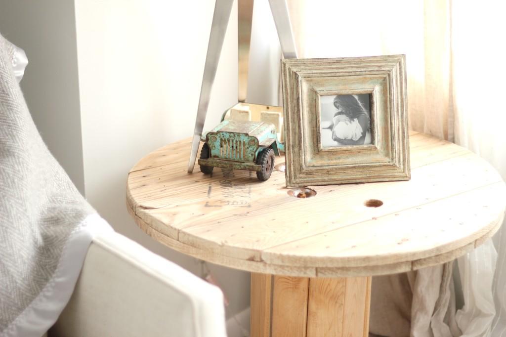 Kenroy Home Foster Table Lamp, Vintage Nautical Nursery