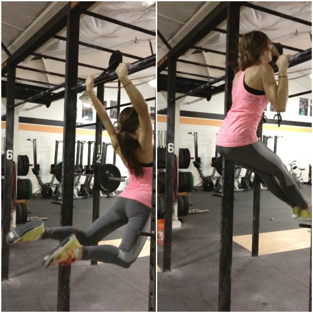 Staying Active During the Winter, Pullsups, CrossFit