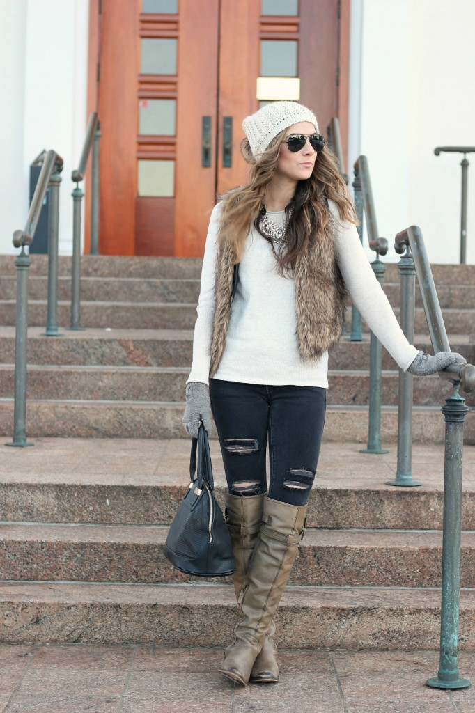 Winter Uniform and RayBan Giveaway