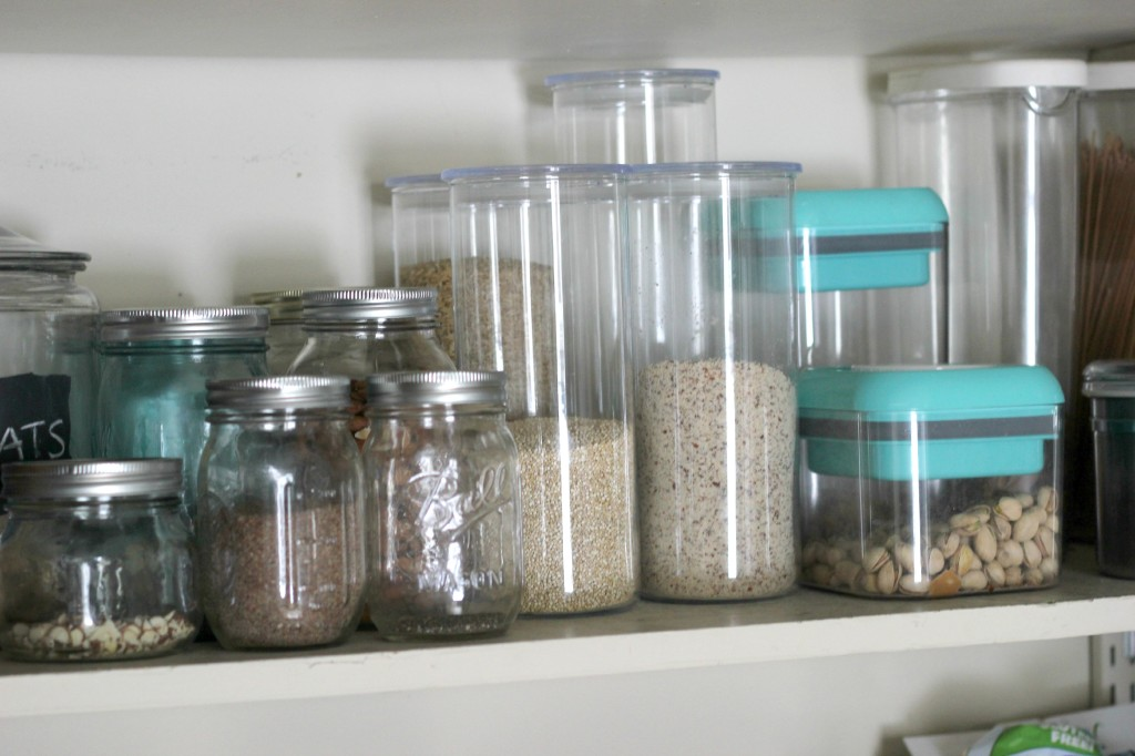 WayFair Pantry Organization