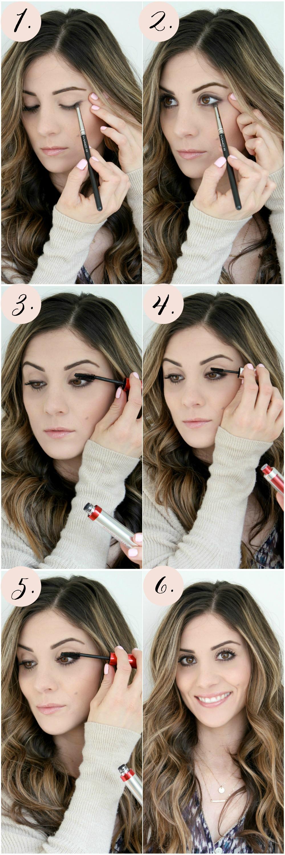 Beginner Eye Makeup Tutorial