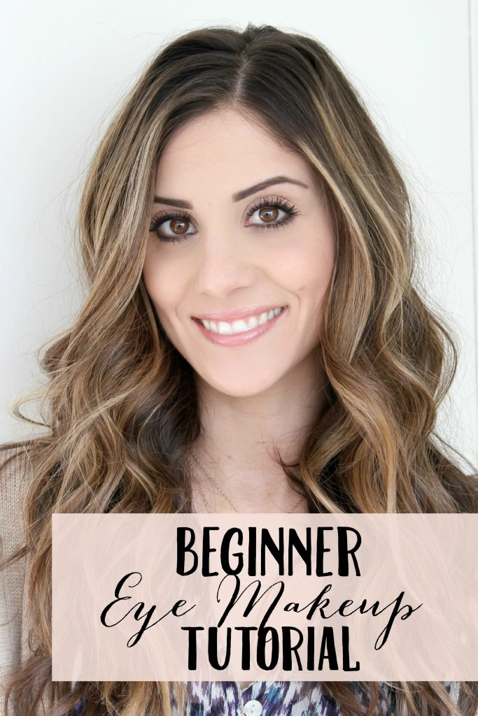 Beginners Eye Makeup: Beginner Eye Makeup Tutorial