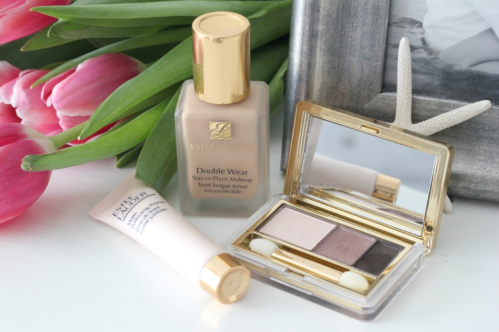 Every Day Eye Makeup Tutorial, Estée Lauder Double Wear Stay-in-Place Foundation