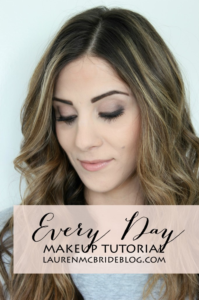 Every Day Makeup Tutorial with Estée Lauder - Lauren McBride