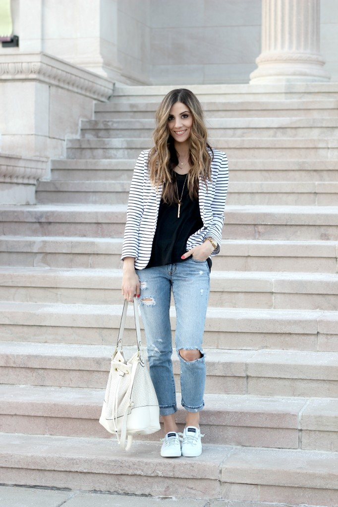 Essential Spring Shoe, Sperry, Canvas Seacoast Sneaker
