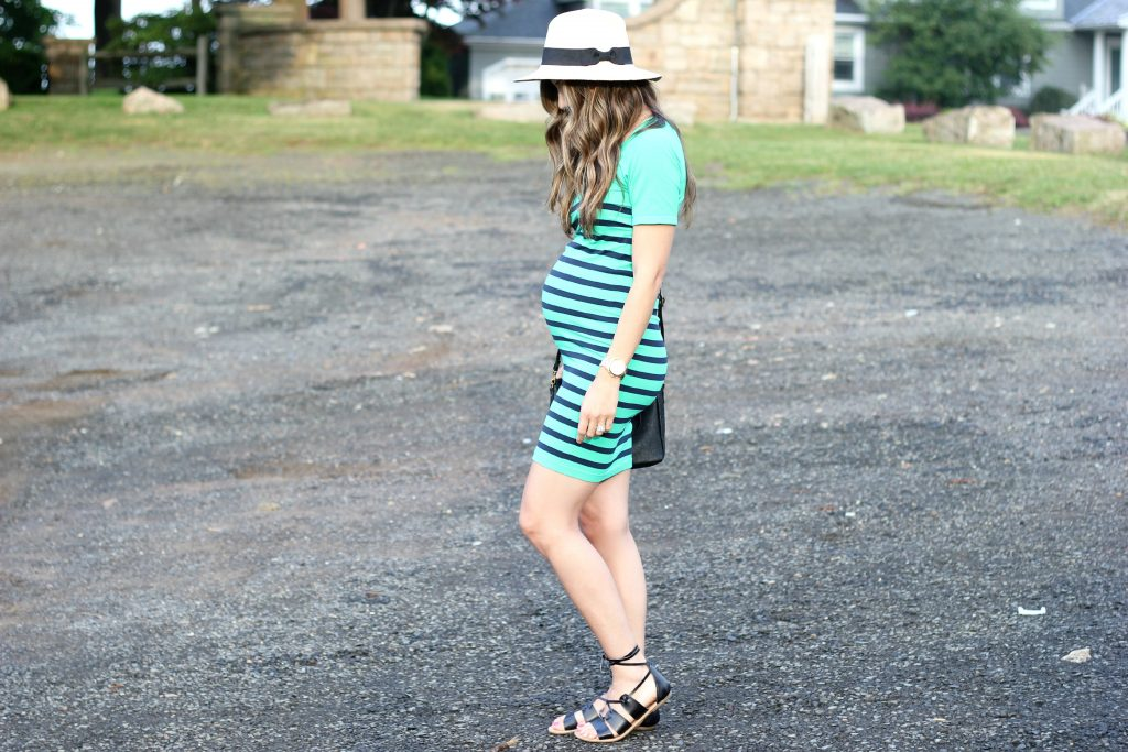 BUMPStyle Box, Tees by Tina Maternity Dress