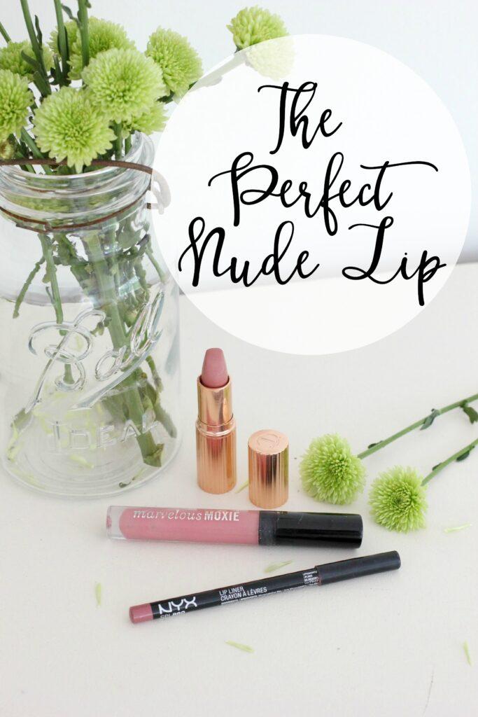 The Perfect Nude Lip - Lauren McBride