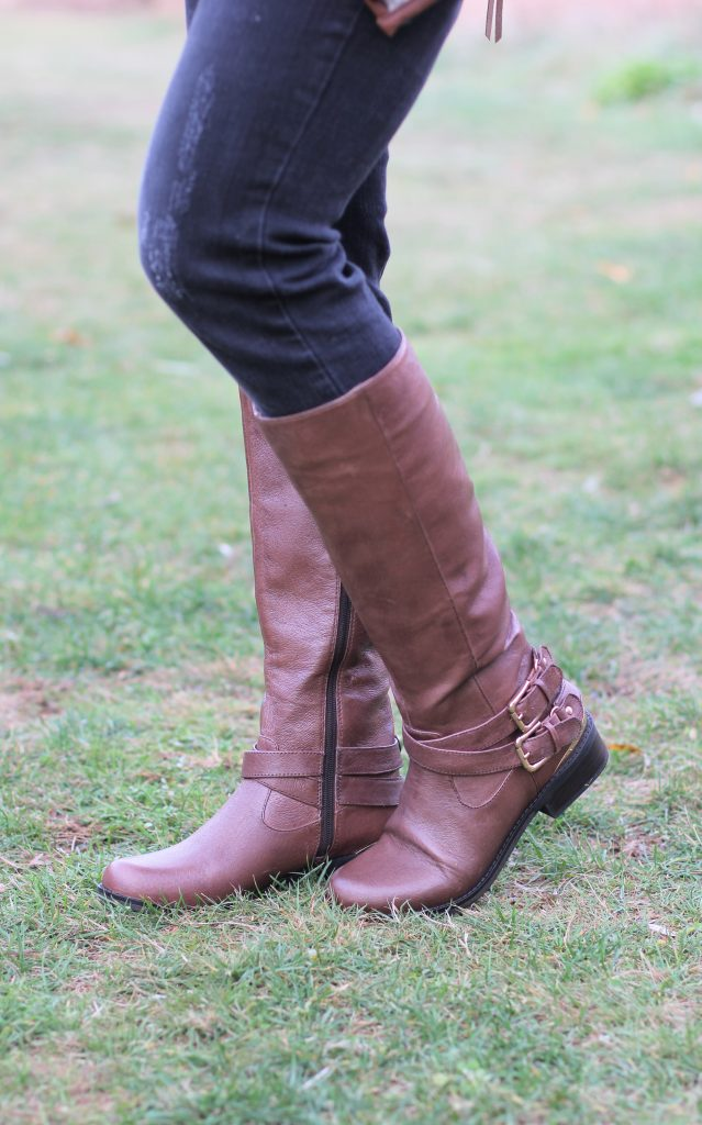 Fall boot trends and how to wear them, fall fashion and how to style riding boots