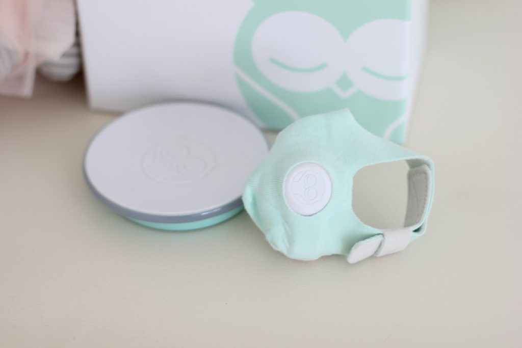Give the gift of sound sleeping to new moms with Owlet baby vitals monitor