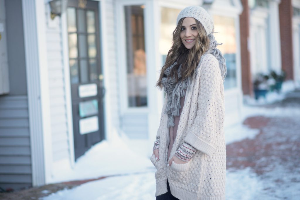 How to wear layers