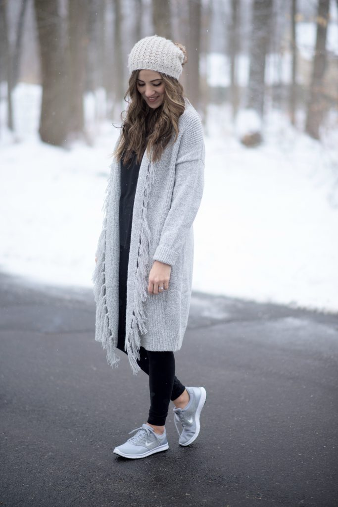 Athleisure style with Rack Room Shoes Nike Orive