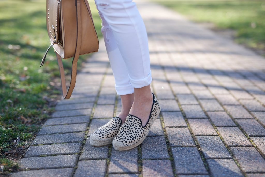 Stitch Fix is now carrying shoes! These adorable leopard print Soludos can be in your next fix!