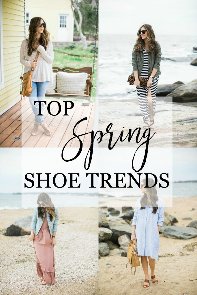 Top spring shoe trends for 2016