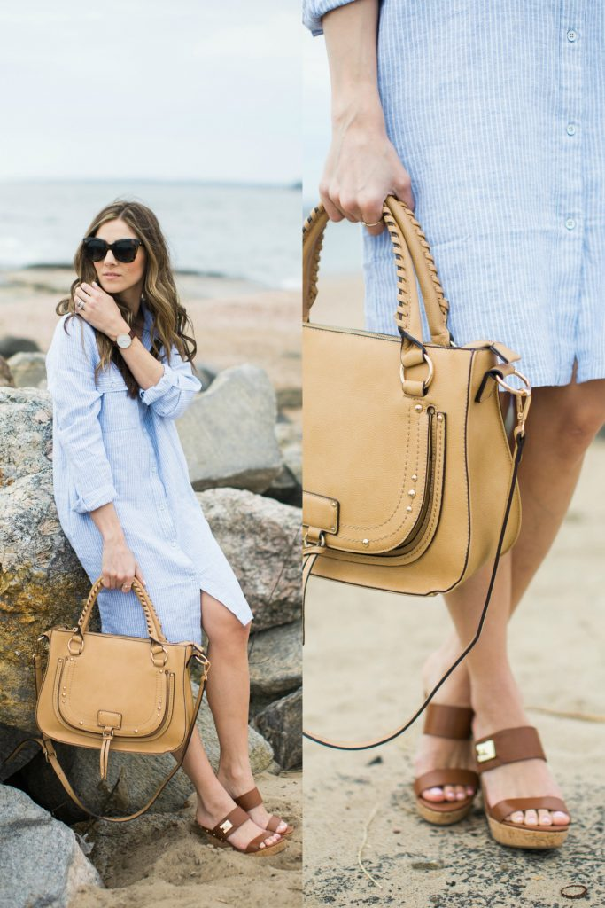Top spring shoe trends for 2016 - neutral wedges