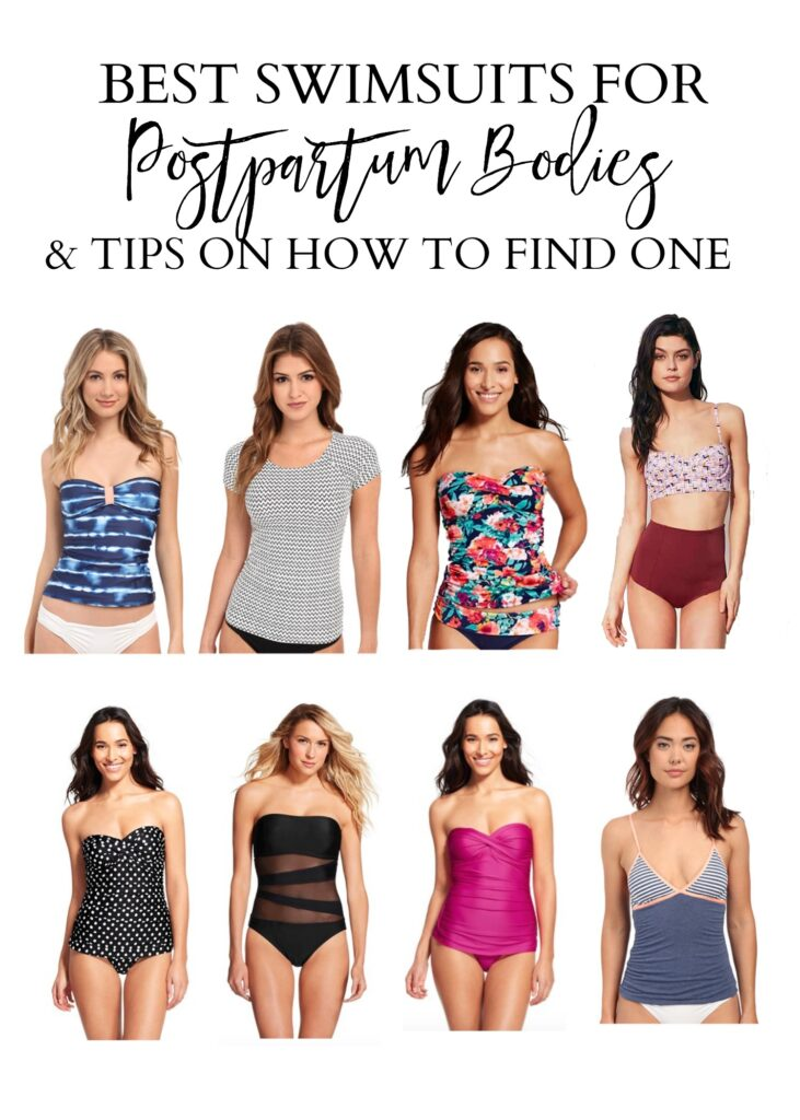 Best swimsuits for postpartum bodies