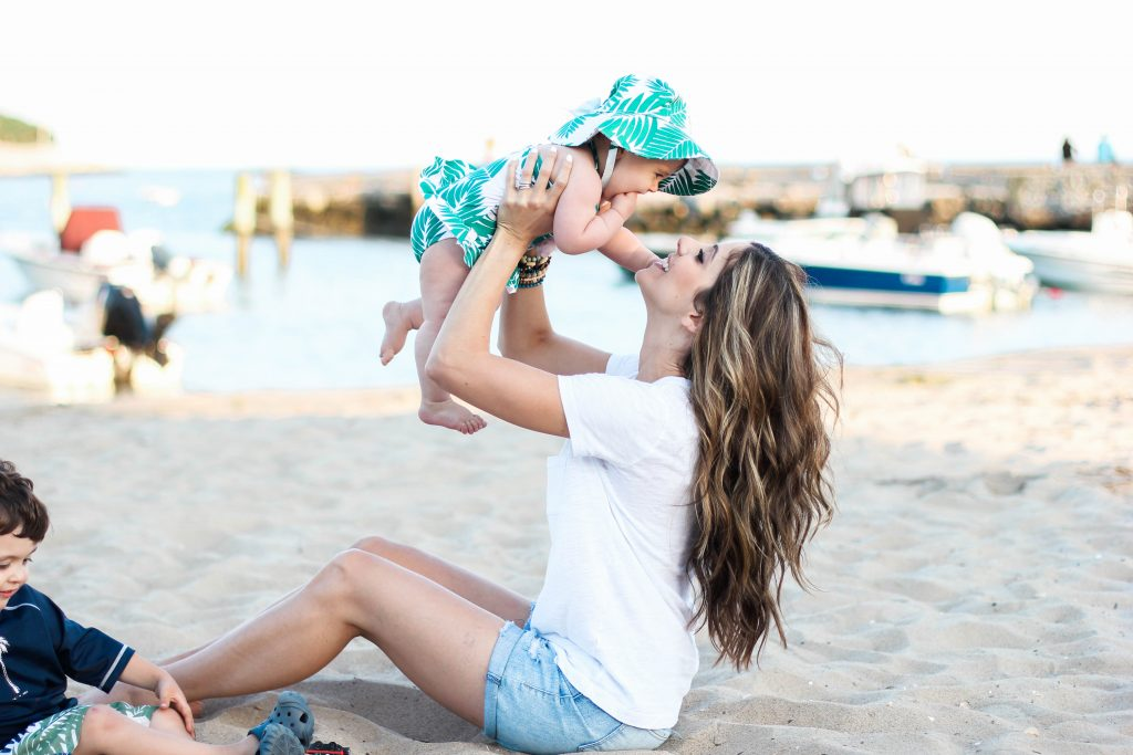 Sun protection tips for kids