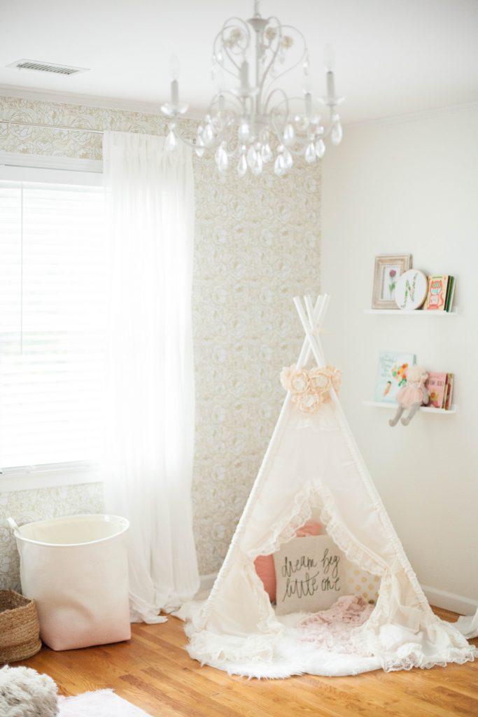 Home Whimsical Bohemian Nursery Update Lauren Mcbride