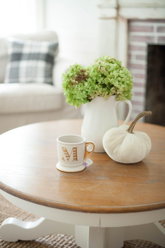 Sharing my passion for home decor and how I get my creative juices flowing with a hot cup of Tazo tea. #SipJoyfully