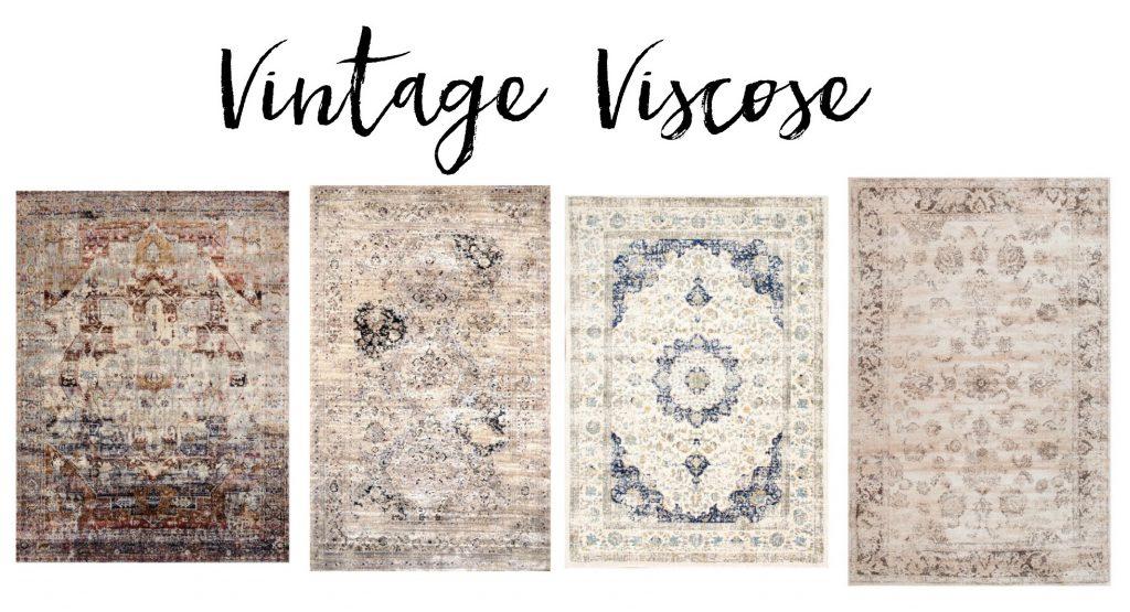 Vintage-Viscose