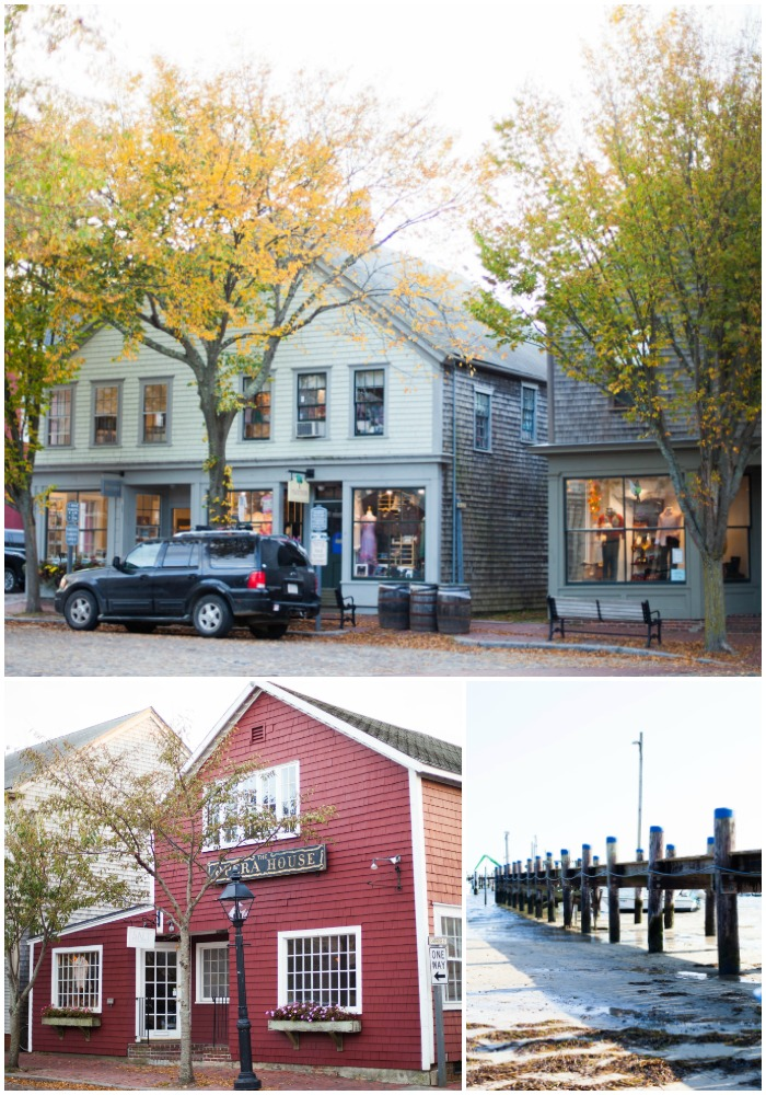 An off-season Nantucket travel guide with kids including places to stay, eat, and what to do during the quiet season on the island!