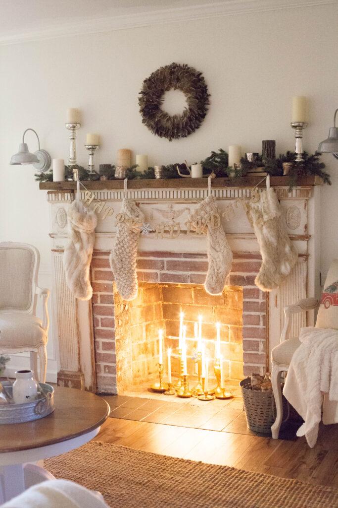 Home Farmhouse Inspired Christmas Blog Tour Lauren Mcbride