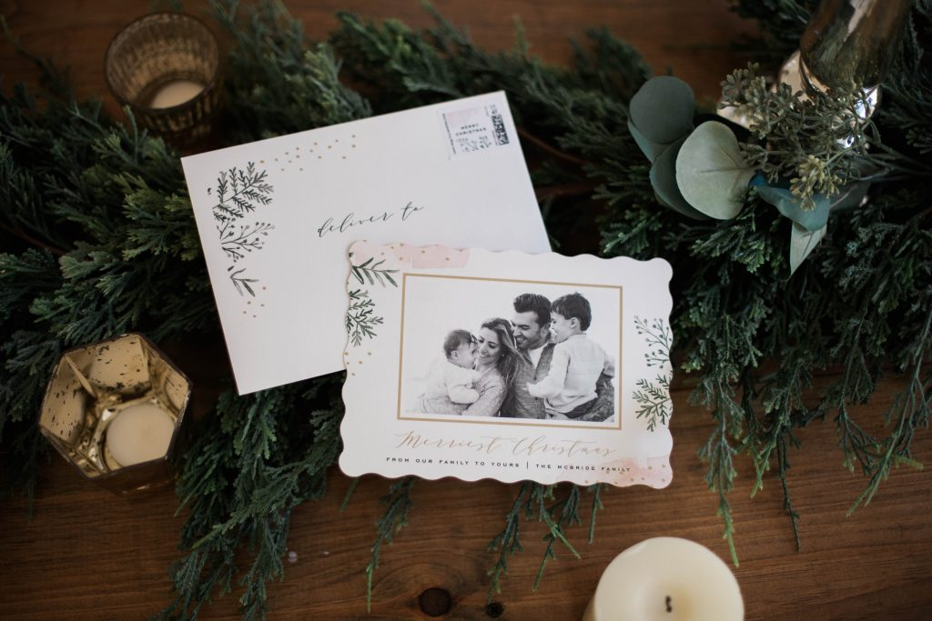 A few creative ways to display holiday cards for the holiday season that are easy, budget-friendly, and kid-friendly!