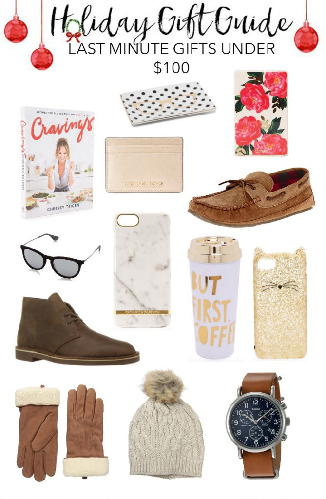 Holiday Gift Guide Last Minute Gifts Under 100 Lauren Mcbride