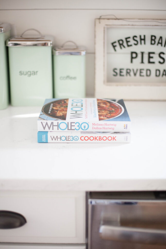 A Whole30 review from a busy mom including tips and tricks, the truths behind how you feel, and what to eat to get by the 30 days.