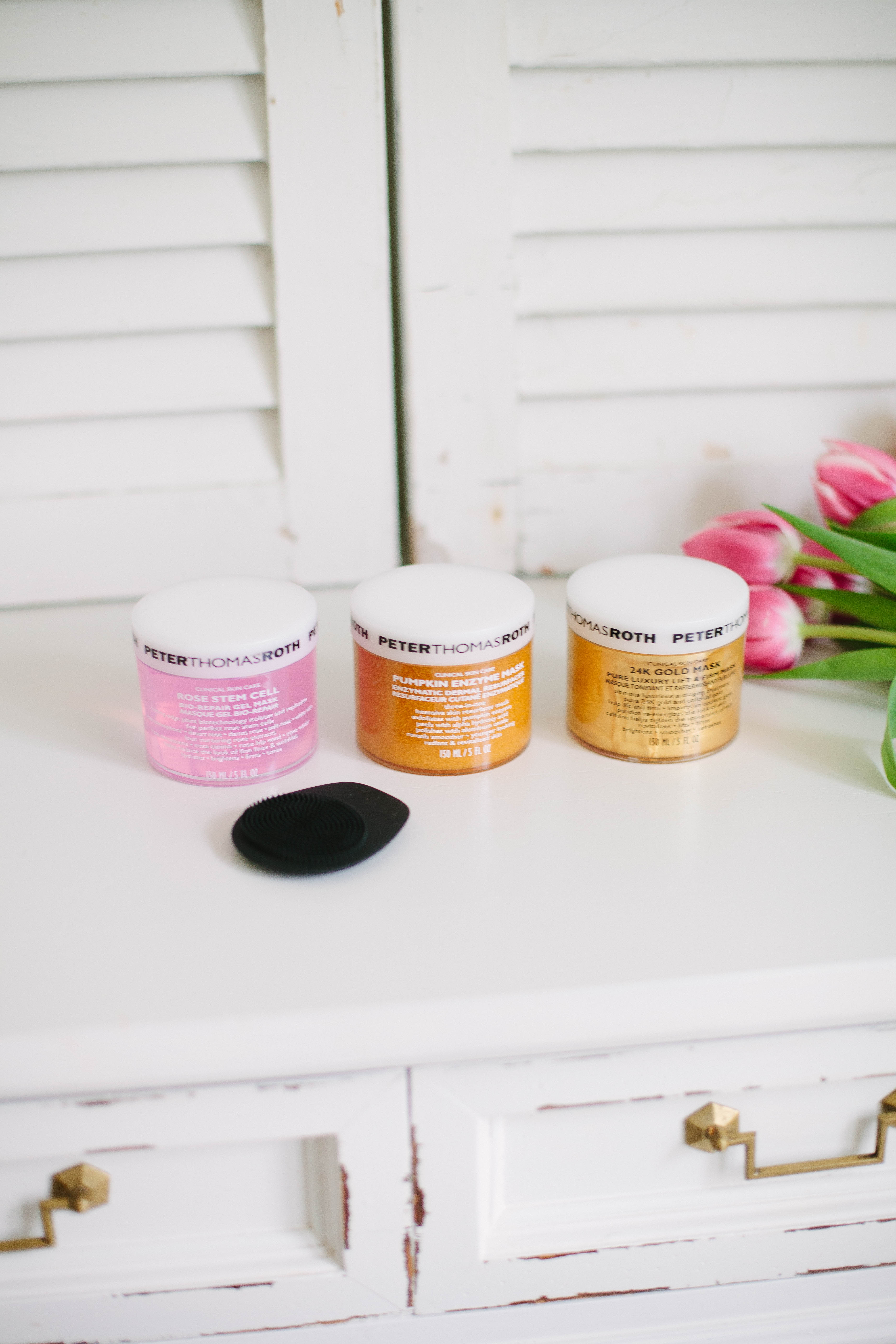 These are all the beauty tips your mom was right about, because a mother always knows best! These Peter Thomas Roth Masks will keep your skin looking vibrant and radiant!