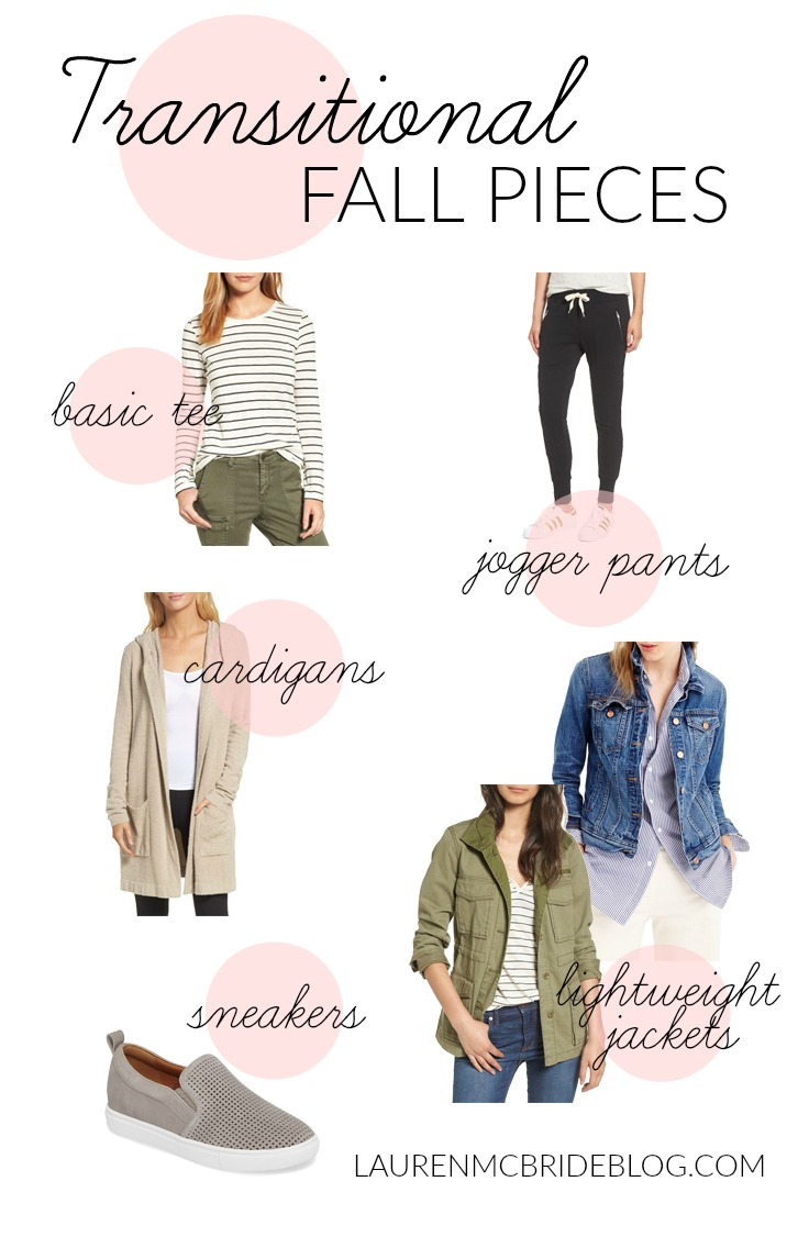Prepping your closet for fall? These transitional fall wardrobe pieces will help carry your closet over to the new season without breaking your budget!