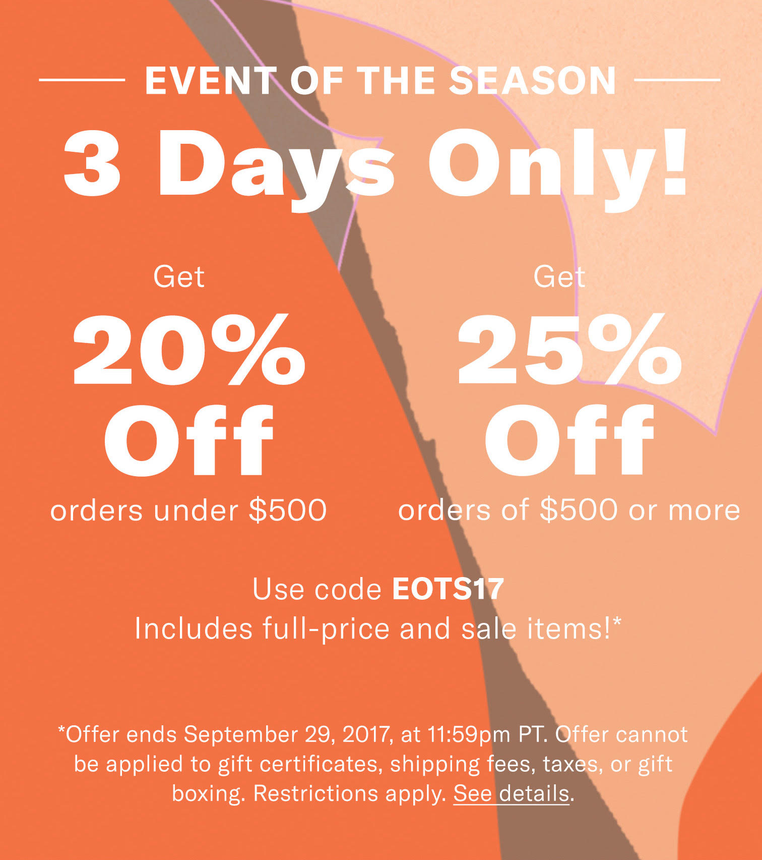 ShopBop End of Season Sale picks