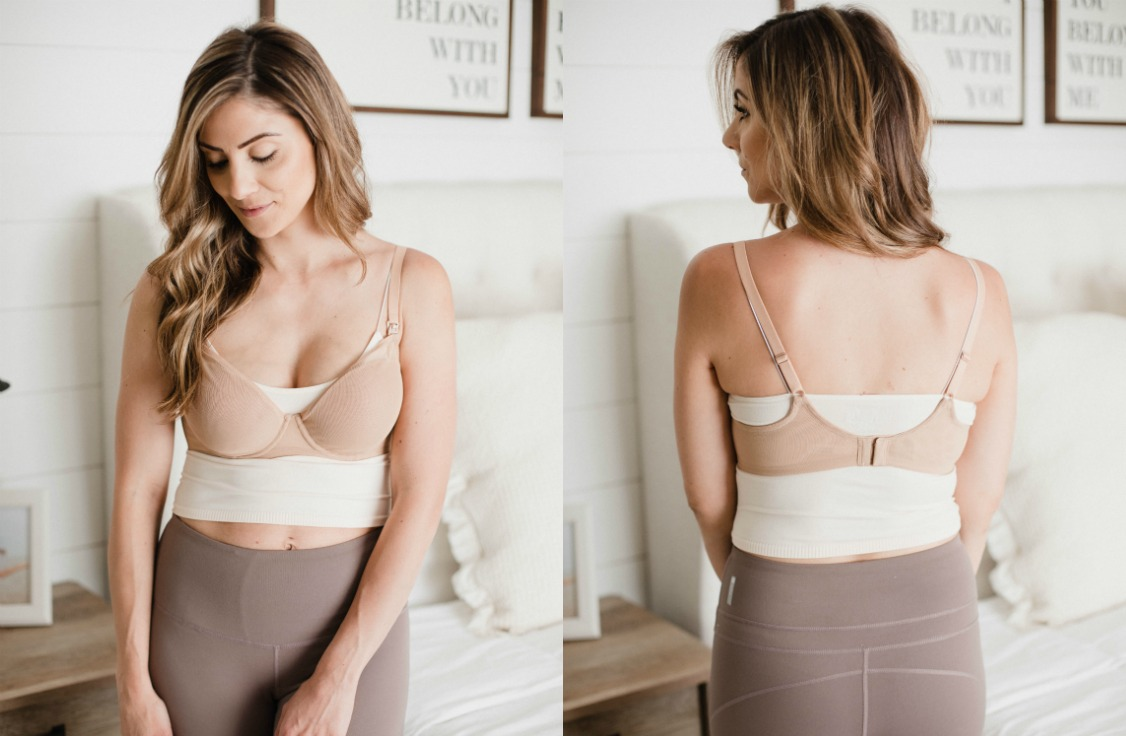 Life and style blogger Lauren McBride shares The Best Nursing Bras from a variety of brands including Third Love, Kindred Bravely, and Natori.