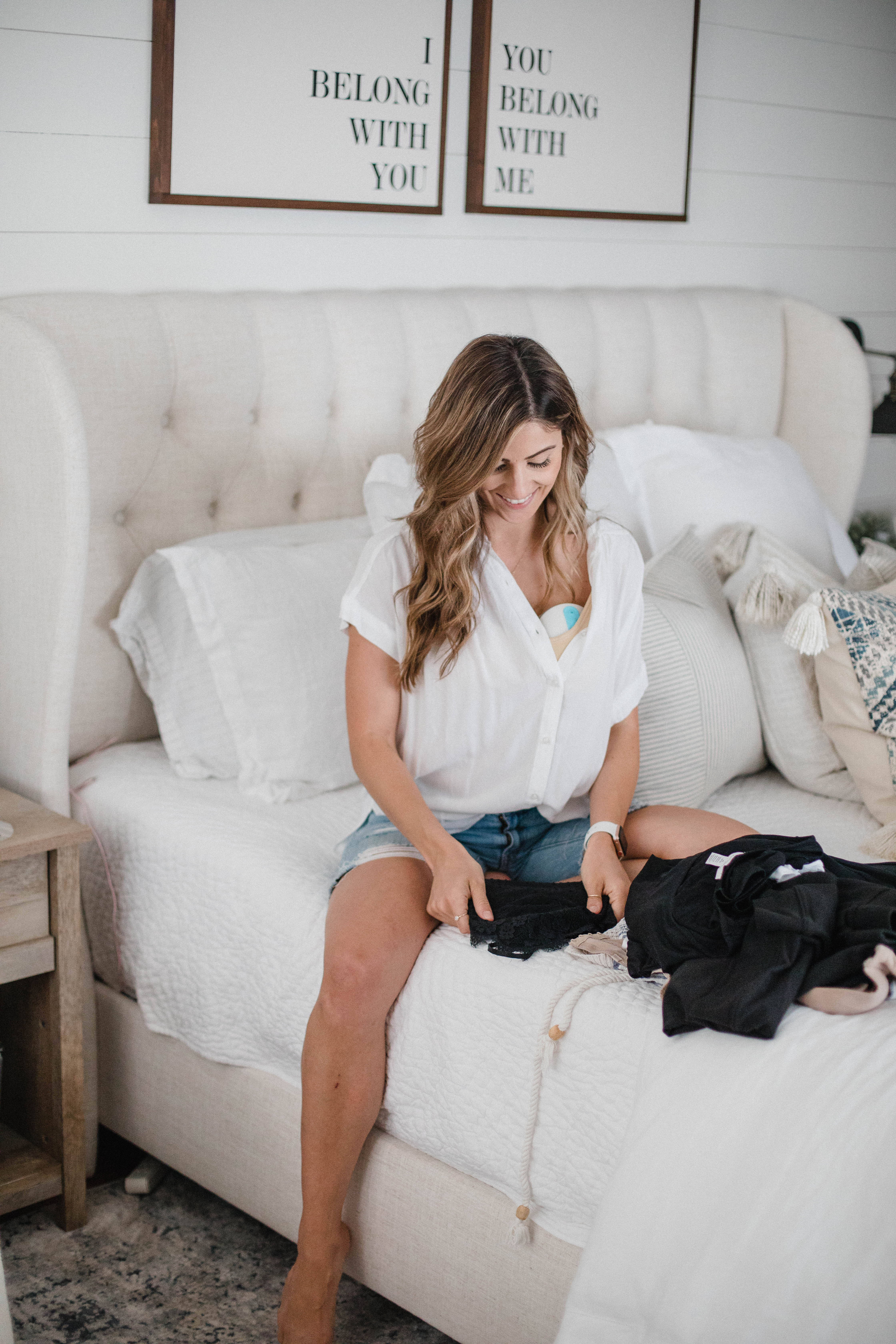 Connecticut life and style blogger Lauren McBride shares her Willow Pump Review, including details about the Willow Wearable Breast Pump and information you should know as a consumer.
