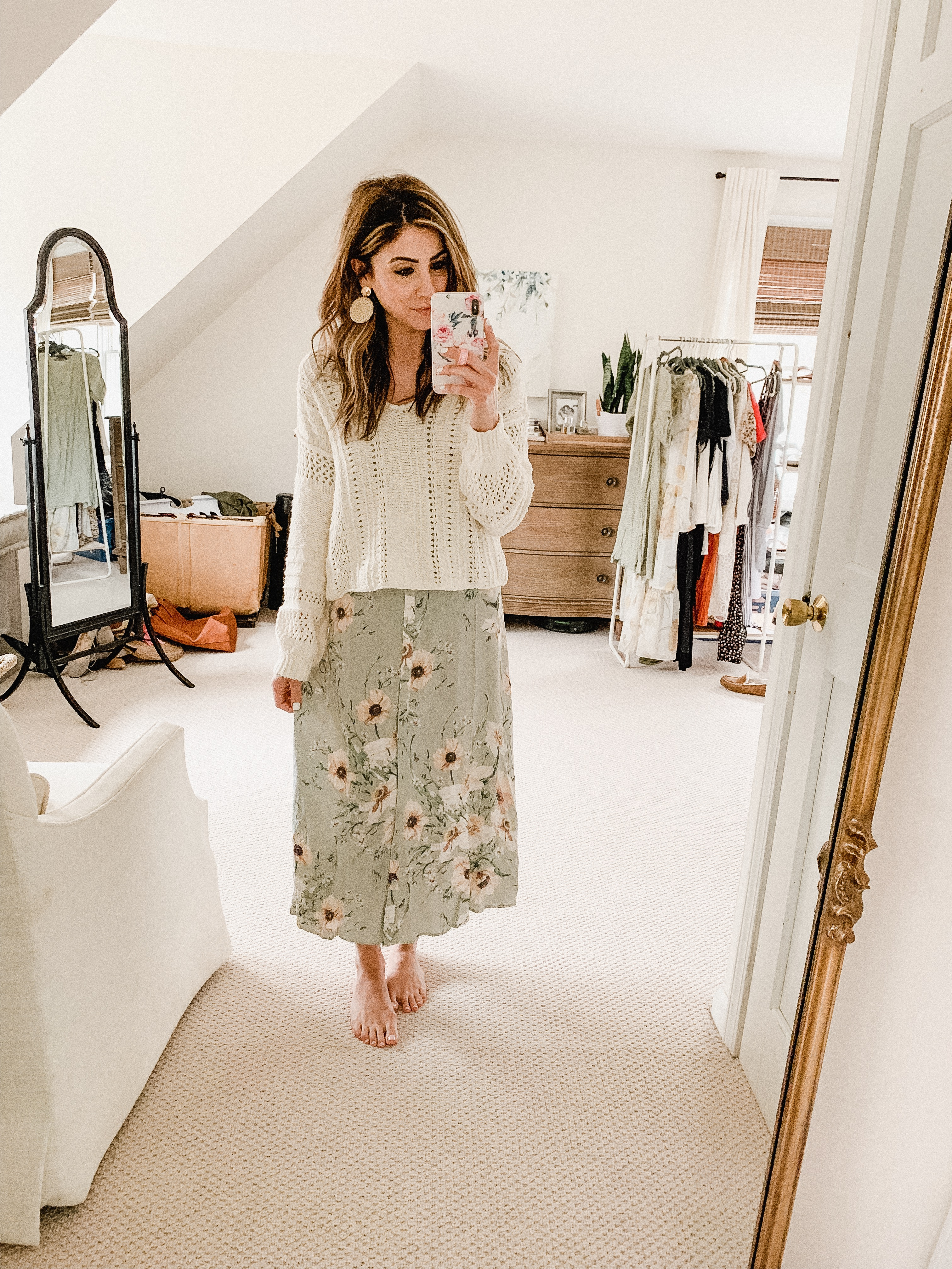 Connecticut life and style blogger Lauren McBride shares Easter Dresses Under $50 that are great for the holiday and for the spring season.