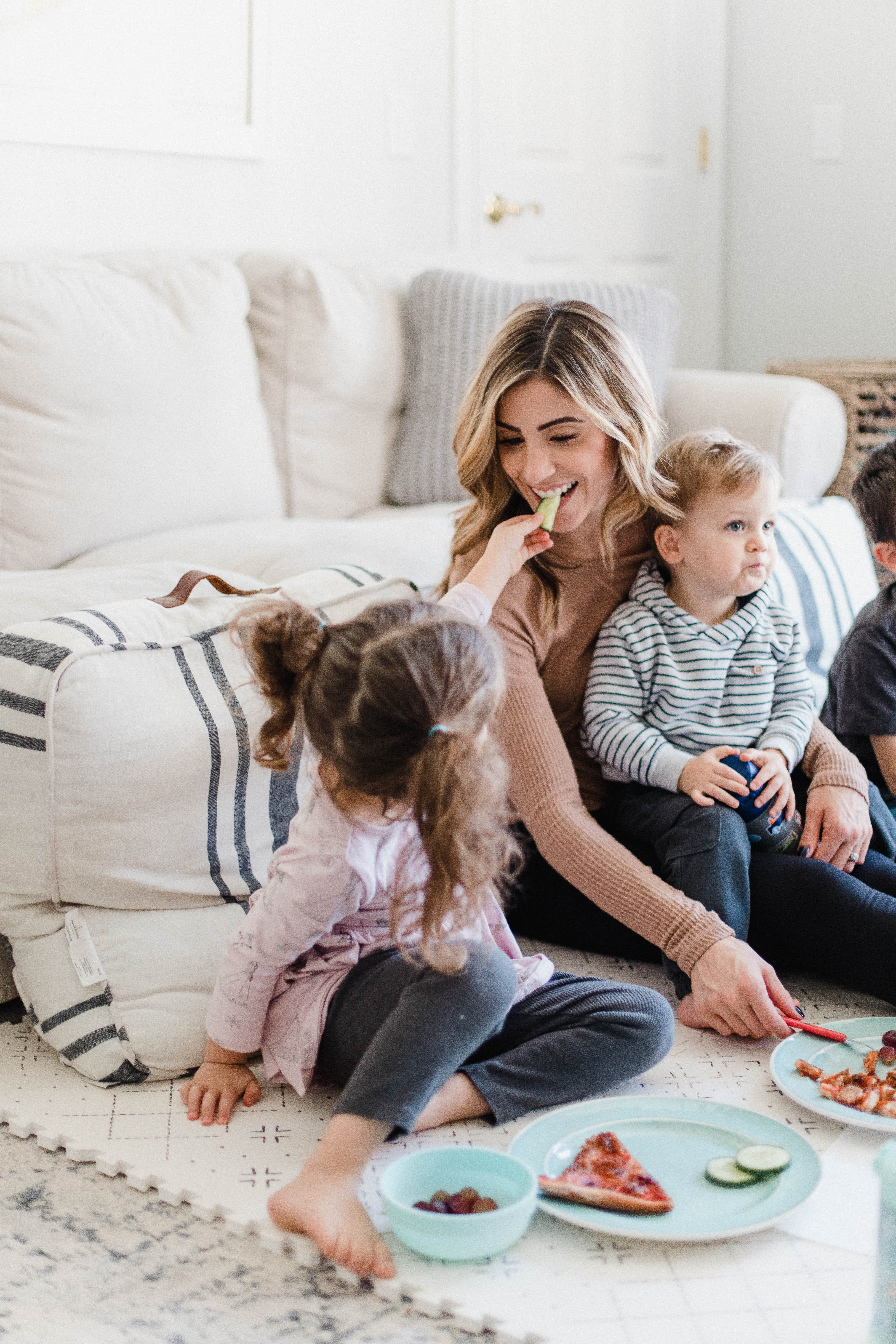 Connecticut life and style blogger Lauren McBride shares her family's weekly Friday night tradition and how Disney+ plays a part in it!