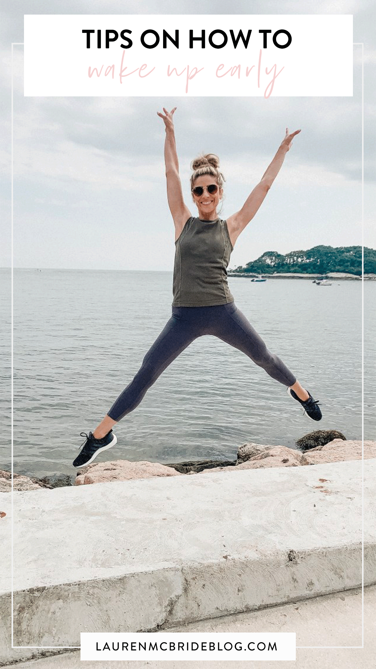 Let's be honest, waking up early can be HARD! Connecticut Lifestyle blogger Lauren McBride is sharing her top tips to waking up early and getting productive. See them HERE!