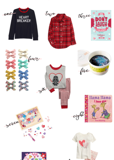 Looking for the perfect gift for your little ones this Valentine's Day? Connecticut Lifestyle Blogger Lauren McBride is sharing her top picks for kids in her Valentine's Day Gift Guide for Kids. Click to see it HERE!