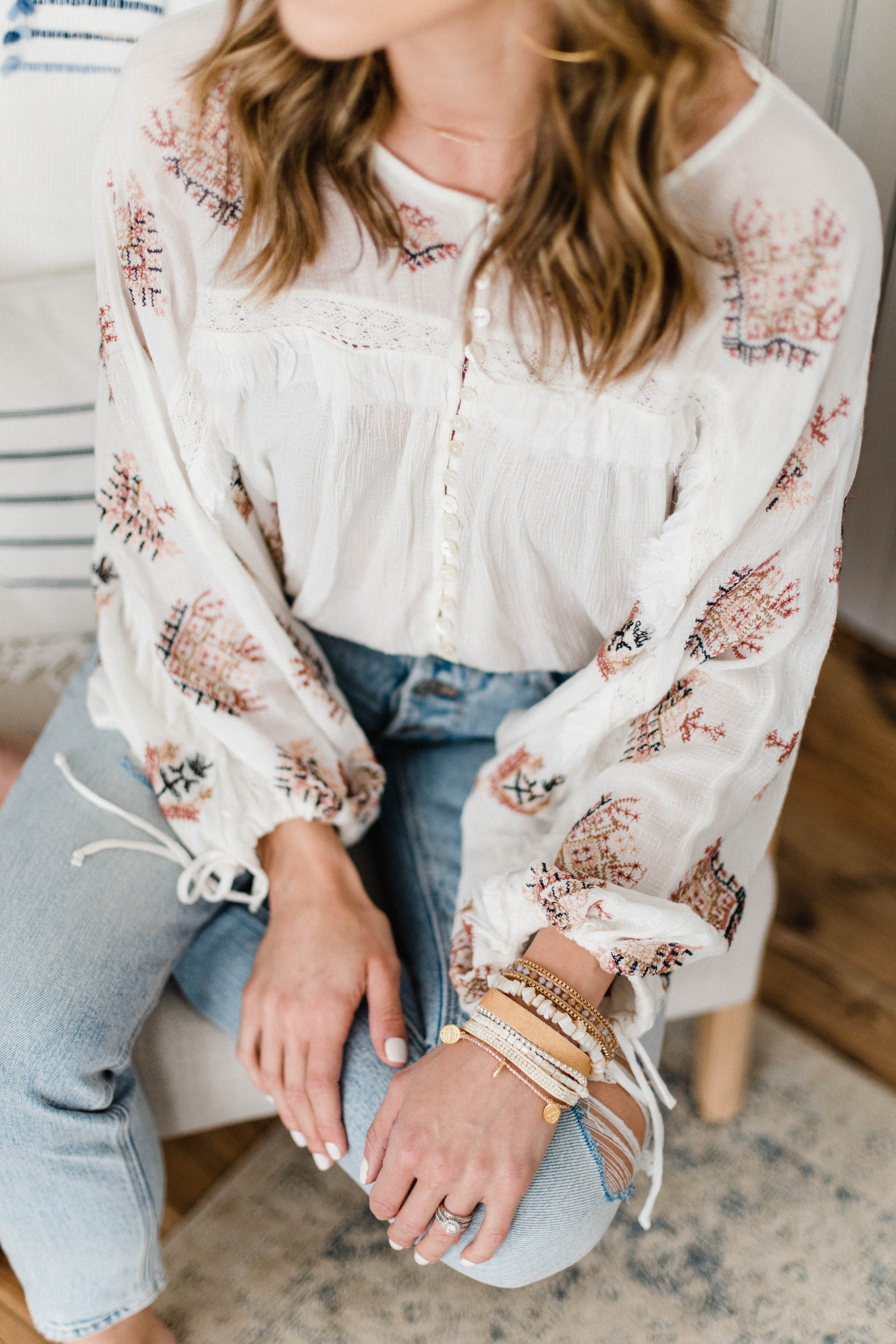 Connecticut life and style blogger Lauren McBride shares Victoria Emerson's Valentine's Day sale, including sale details and her picks.