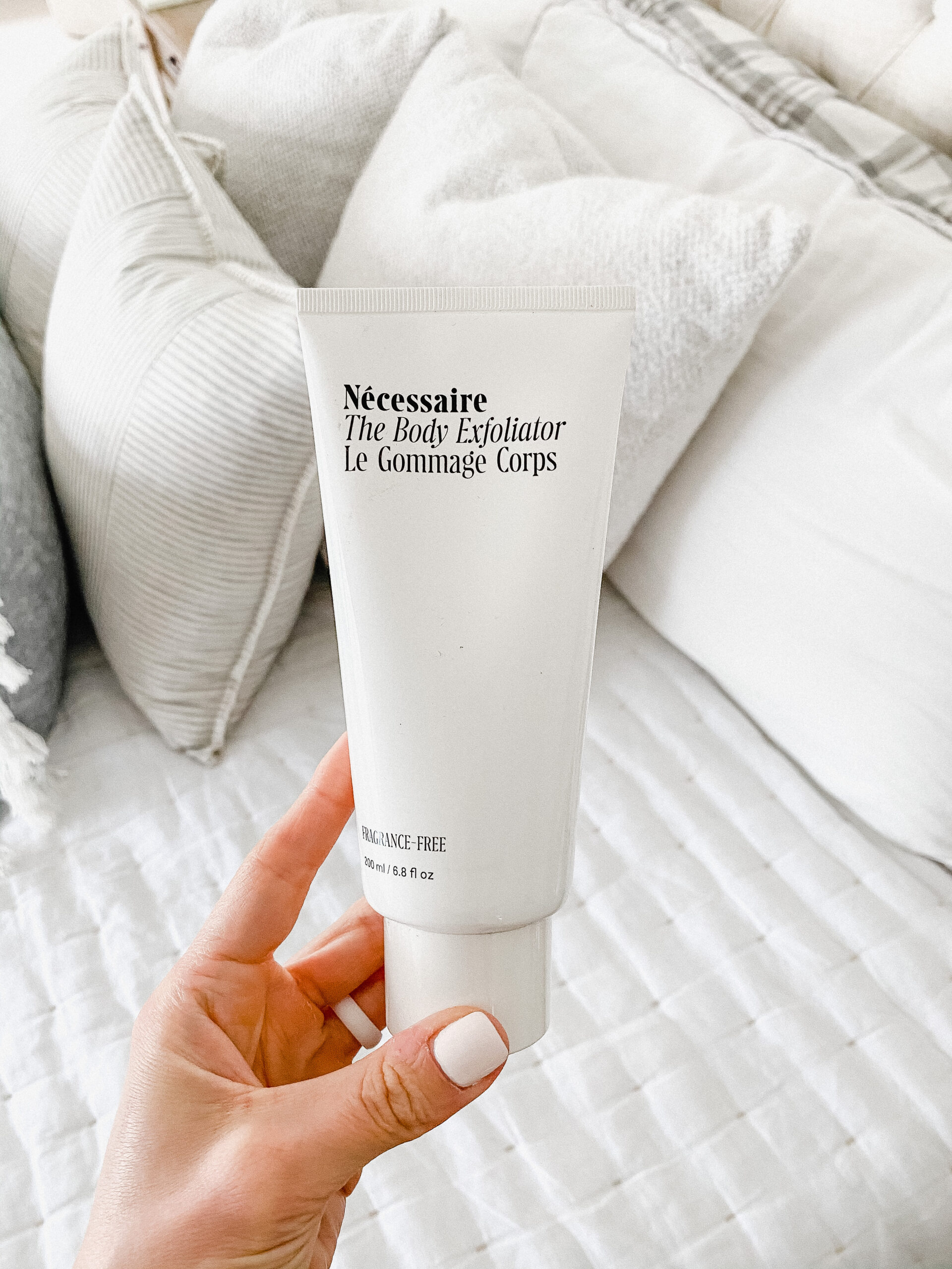 Connecticut life and style blogger Lauren McBride shares her current favorite body products including body lotion, self tanner, and more.