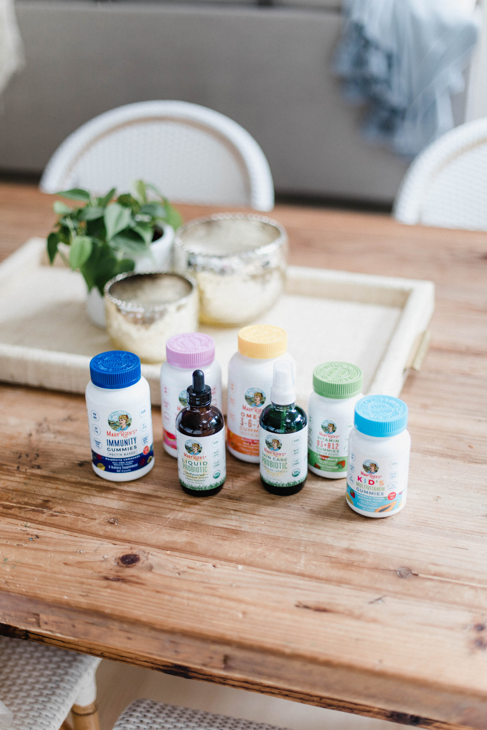 Looking for great supplements? Connecticut life and style blogger Lauren McBride shares MaryRuth Organics supplements, plus a discount code.