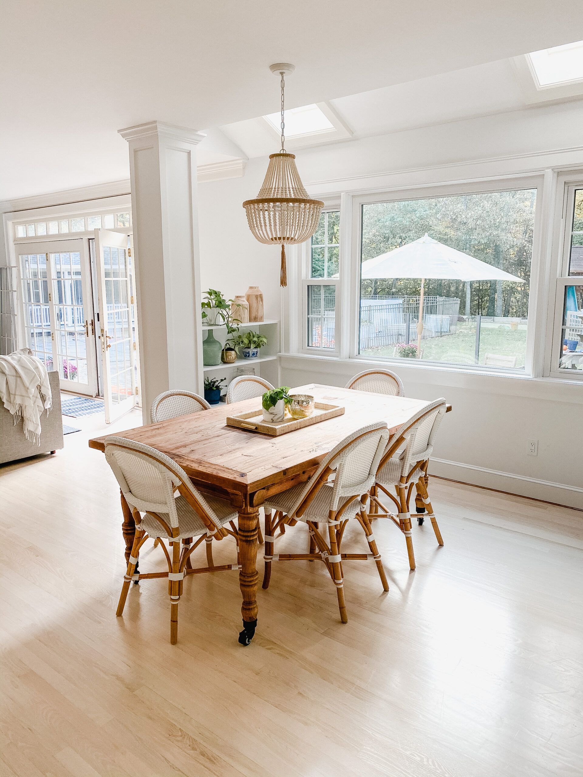 Connecticut life and style blogger Lauren McBride shares the Serena and Lily sale, including items she has in her own home.