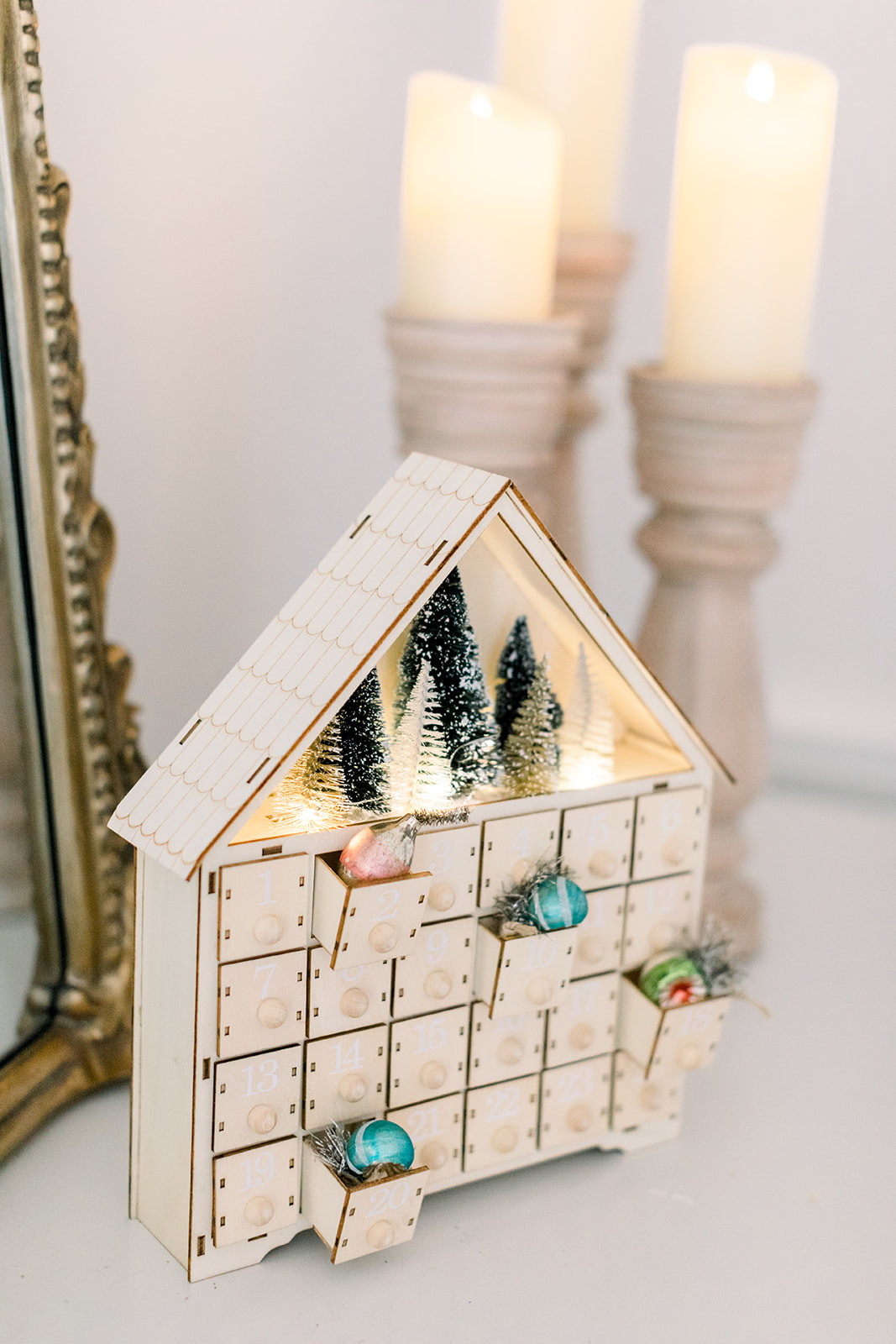 Looking for Advent calendar holiday ideas? Connecticut life and style blogger Lauren McBride shares 24 ideas for the countdown.