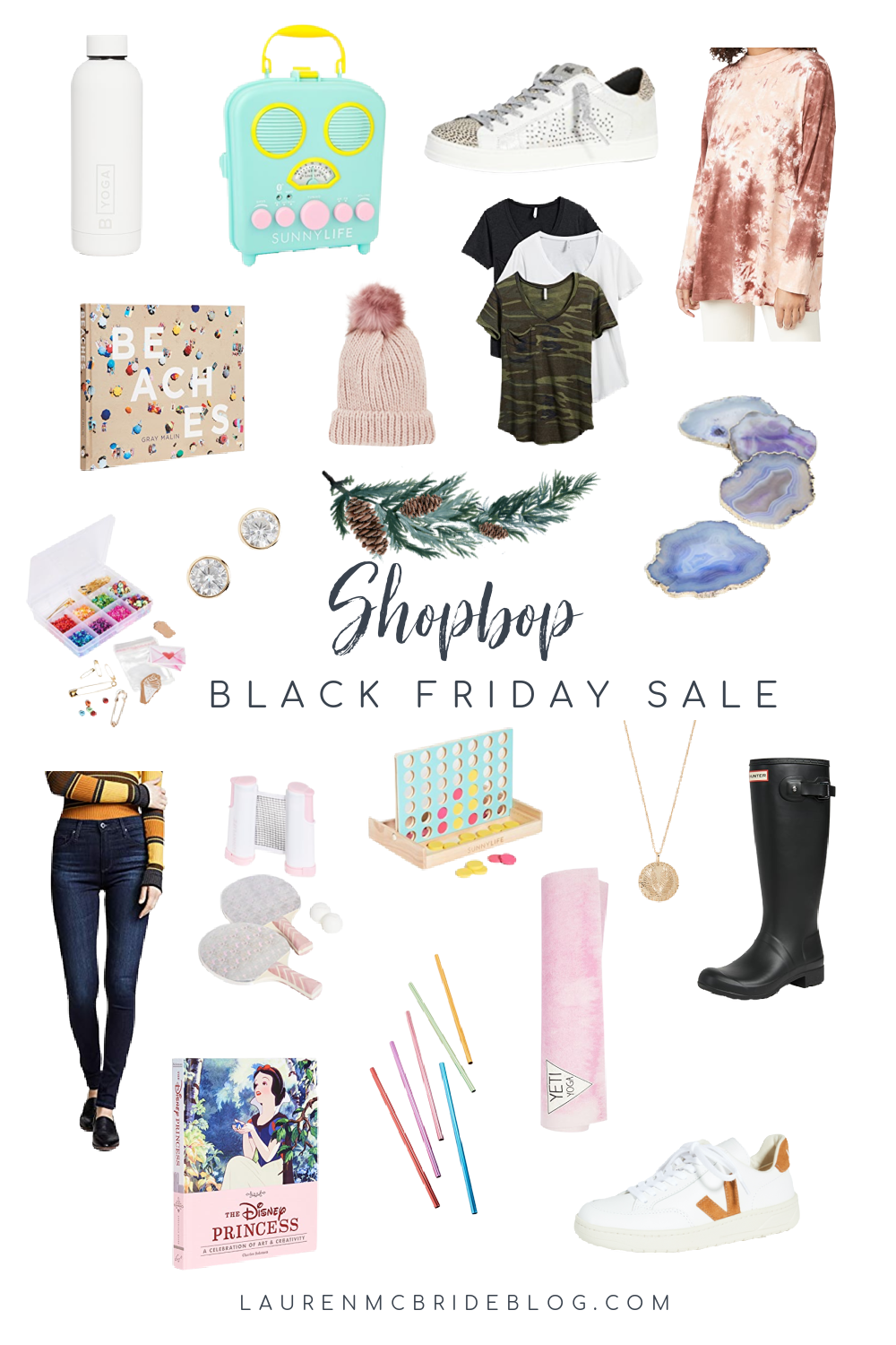 Connecticut life and style blogger Lauren McBride blog shares Shopbop's Black Friday sale.