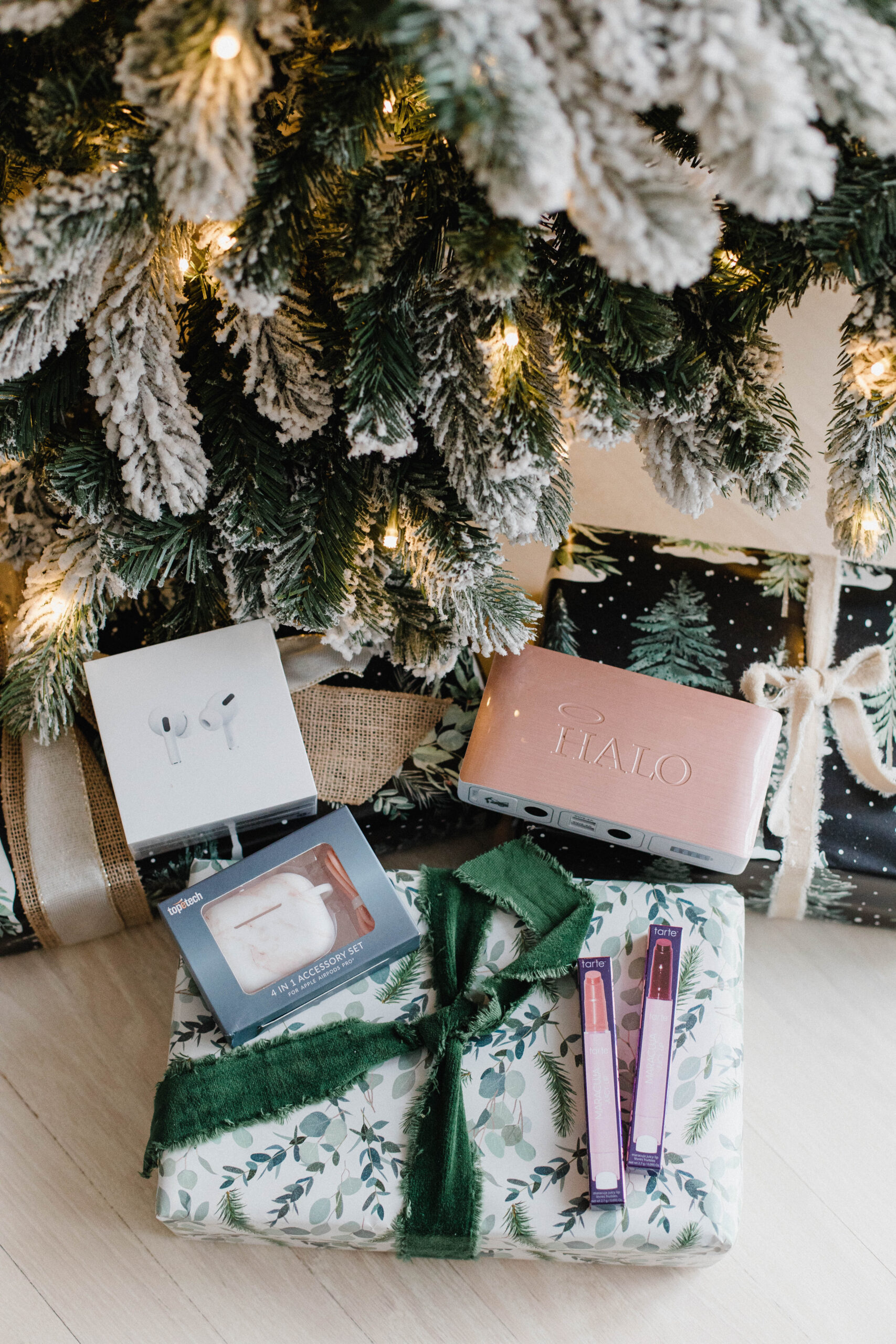 Connecticut life and style blogger Lauren McBride shares a QVC gift guide featuring a variety of items for everyone.
