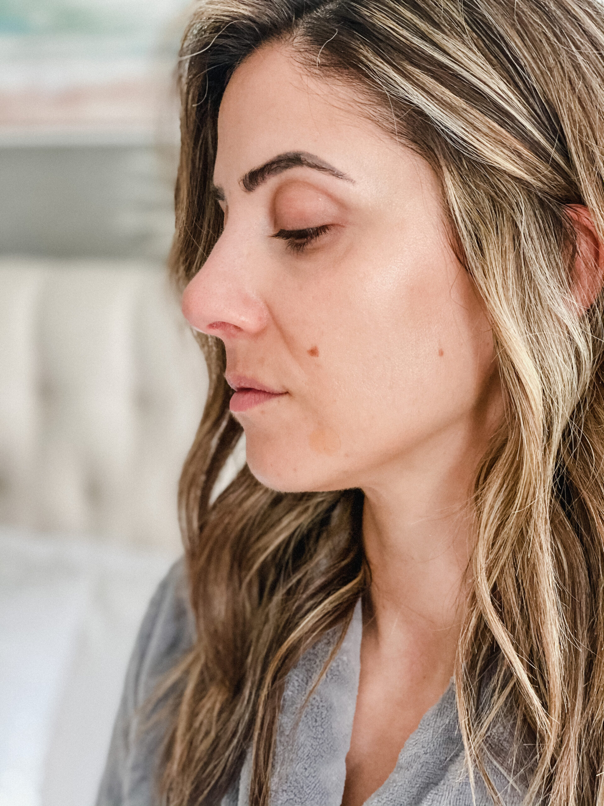 Connecticut life and style blogger Lauren McBride shares her secret to treating breakouts quickly and effectively.
