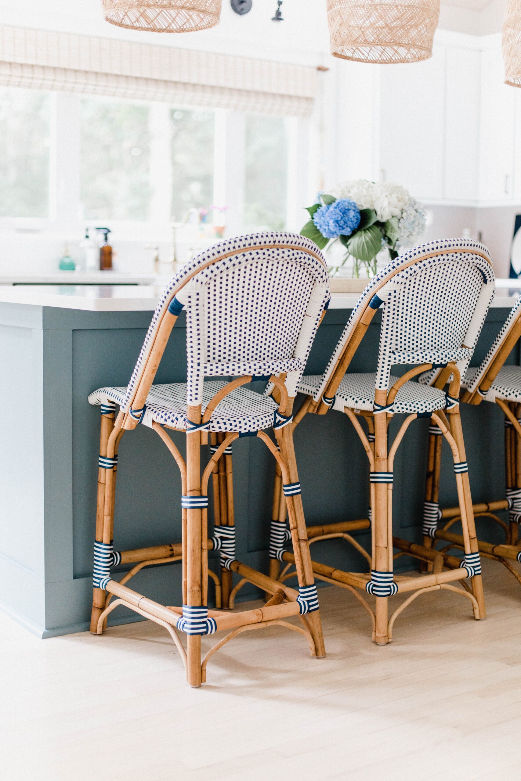 Connecticut life and style blogger Lauren McBride shares a Serena and Lily Riviera Chair Review, including comfort, durability, and more.