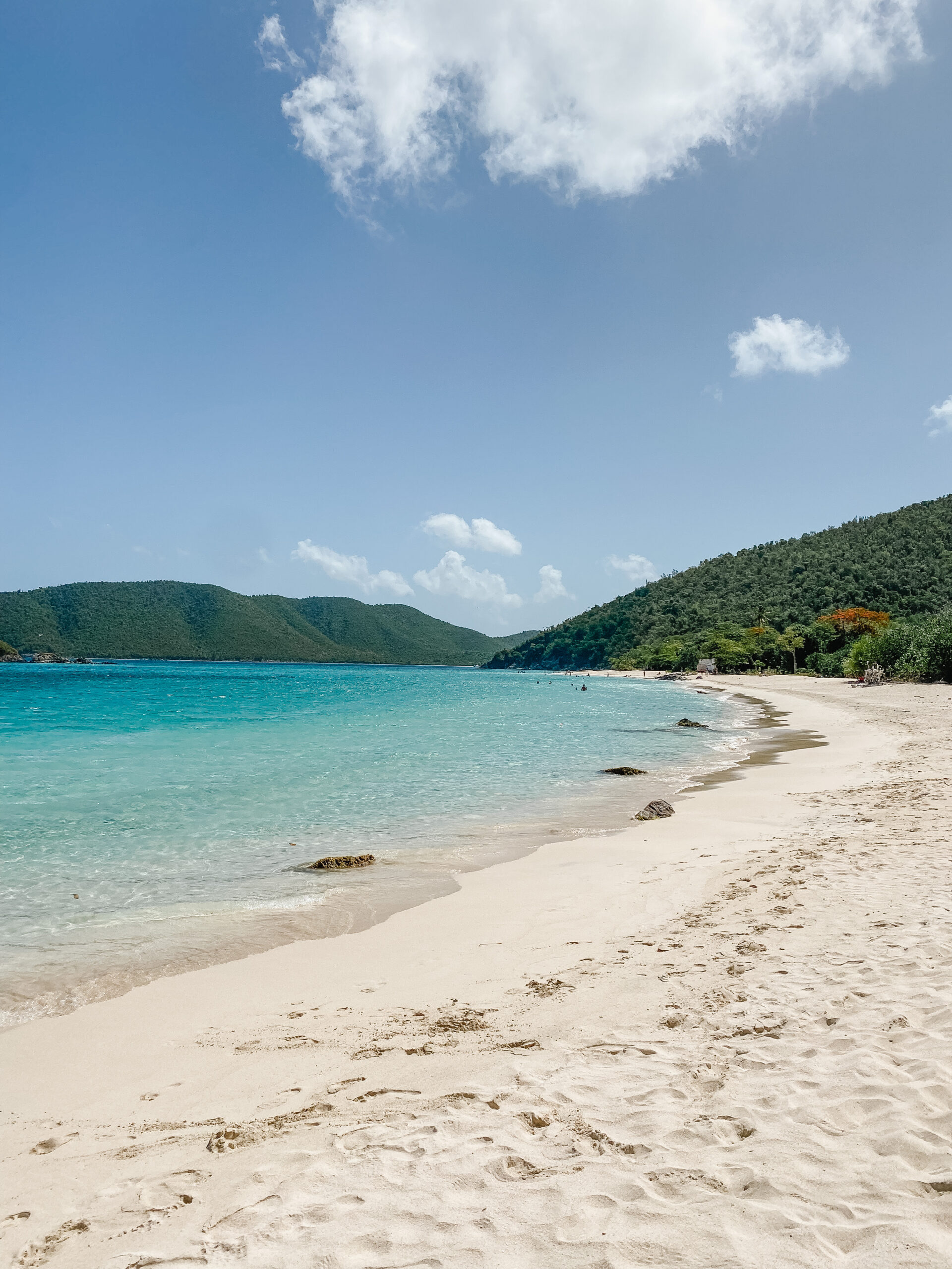 Looking to book a trip to St. John, USVI? Life and style blogger Lauren McBride shares her family's recommendations.
